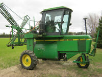 John Deere 6000 Sprayer