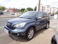GOOD CREDIT CAR FINANCE AVAILABLE 2008 08 HONDA CR-V 2.2 i-CTDi ES