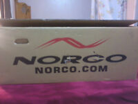 new 2015 norcro ryde frame and forks.