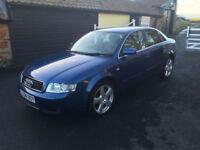 Audi A4 2.0 CVT 2004MY SE PX CLEARANCE