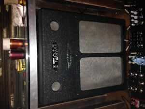 (Priced to Sell Fast) Motion Sound SRV rotary 2x12 cabinet