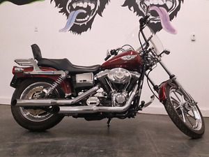 2003 Harley Davidson FXDWG Wide Glide 100th Anniversary Edition