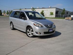 2006 Mazda MPV, 7 Passenger, Only138000km,3/Ywarranty available