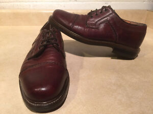 Men's Sergio Classic Leather Dress Shoes Size 9 London Ontario image 1