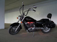 2002 Honda Shadow Sabre 1100