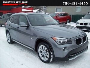 2012 BMW X1 xDrive28i/AWD/ROOF/LEATHER/LOW KM