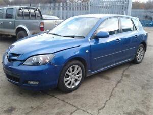 Immediate Sale : 2007 Mazda Mazda3 Sport Hatchback | 2.3 L