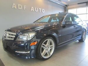 Mercedes-Benz C-Class  C350 4MATIC AMG PACKAGE 2012