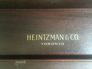 Antique Heintzman Upright grand piano (100yr) made in Toronto