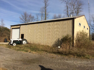 Looking to rent a warehouse in Welland - over 2,000 sq/ft