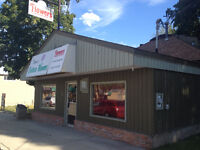 High exposure retail/ office space in Enderby
