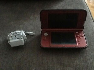 New Nintendo 3DS XL with protective case for sale