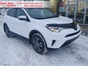 2017 Toyota RAV4 LE  - Certified - Heated Seats - $184.67 B/W