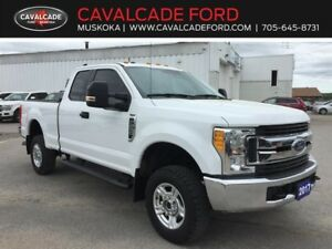 "2017 Ford F250 4x4 - Supercab XLT - 164"" WB"