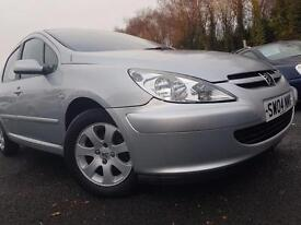 PEUGEOT 307 HDi NEW CLUTCH AND TIMING BELT++EXCELLENT CONDITION++
