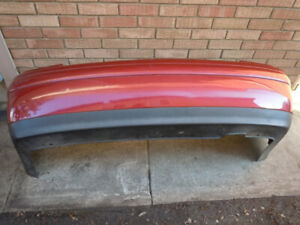 Rear Bumper For Volkswagen Jetta