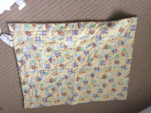 embossed teddy quilt Winnie the Pooh & other blankets Kingston Kingston Area image 6