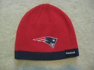 New England Patriots Or Boston Bruins Kids Winter Hat  Great Con