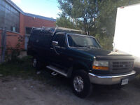 1997 Ford F-250 Pickup Truck Great running Condition