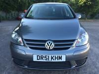 Volkswagen Golf Plus 1.4 TSI ( 122ps ) DSG 2009MY SE