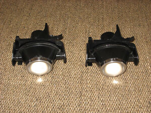 Ford Fusion/Flex/Edge Projector Fog Light Assemblies