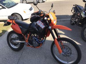 KTM LC4 640 Endro