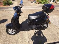Battery Operated Scooter 60 Plate