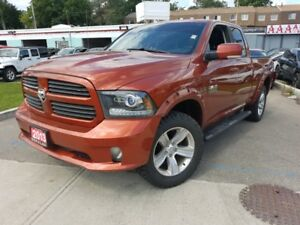 "2013 Ram 1500 4WD Quad Cab 140.5"" Sport Luxury"