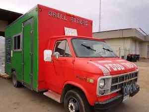 Mobile food truck  Regina Regina Area image 1