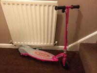 Razor scooter e90 pink