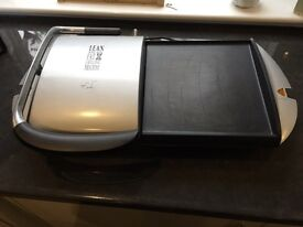 George Foreman Fat Reducing Grilling Machine £15