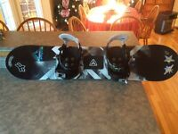 Youth Firefly snowboard