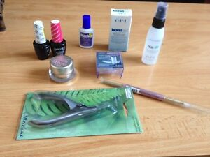 NEW PRICE kit manicure gel, vernis gel opi, outils manicure West Island Greater Montréal image 1