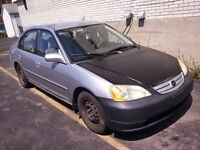 2001 Honda Civic Berline NEGO!!