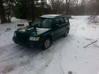 1999 Subaru Forester Hatchback
