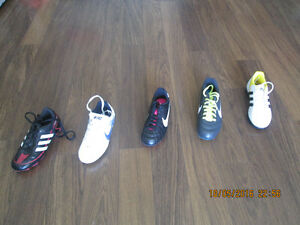 New in Box Cleats - Various sizes