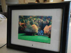 "8"" Digital Picture Frame- DSS MF 800 - Full Featured Frame Kitchener / Waterloo Kitchener Area image 2"