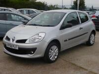 RENAULT CLIO 1.2 16v EXTREME, AIR CONDITIONING, 61,000 MILES ONLY