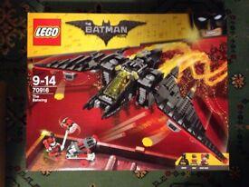 Lego Batman The Batwing New