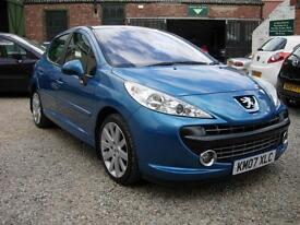Peugeot 207 1.6HDI 110 GT Now only £2175!!