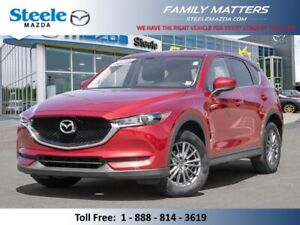 2017 Mazda CX-5 GS  (Unlimited KM Warranty)