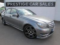 2013 Mercedes-Benz C Class 2.1 C250 CDI BlueEFFICIENCY AMG Sport Plus 7G-Tronic