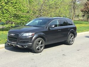 2014 Audi Q7 Édition Off Road VUS