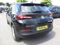 2018 Vauxhall Grandland x X 1.2t 130ps Se P269z 5 door