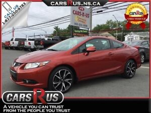 2013 Honda Civic Si  Coupe     NO TAX sale on now....1 week only