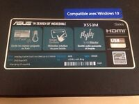 """Asus X553M 15.6"""" 3 Months Old"""