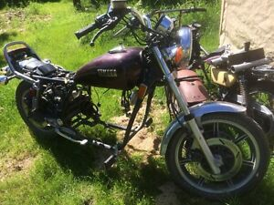 Parting Out 1980 Yamaha XS Eleven Special