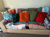 FREE 3-Seat Sofa