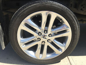 "Ford F-150 Limited OEM 22"" Rims"