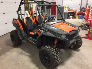 2011 Polaris side by side Ranger  RZR s 800